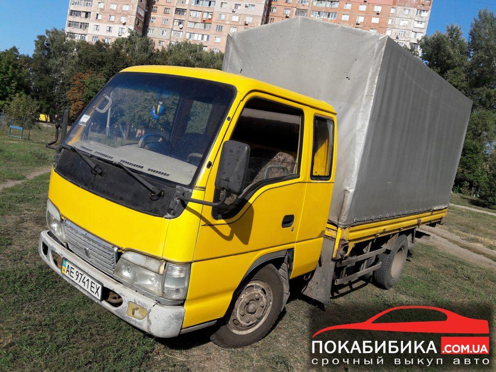 Срочно продать грузовик