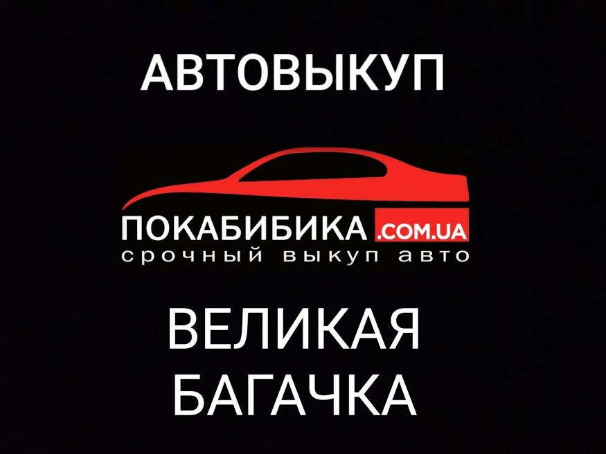 Автовыкуп Великая Багачка